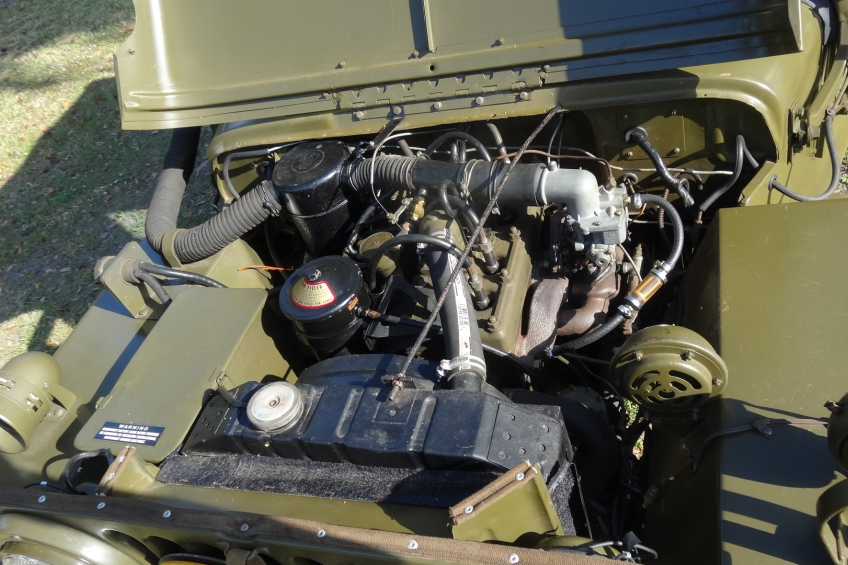 Who Makes Cadillac >> 1952 Willys M38 Military Radio Jeep | Florida Auto Export